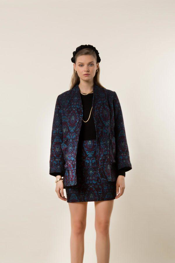 Sonia Brocade Jacket