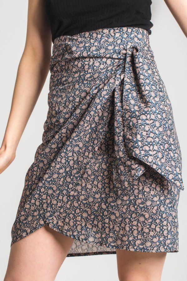 Dora Wrap Skirt