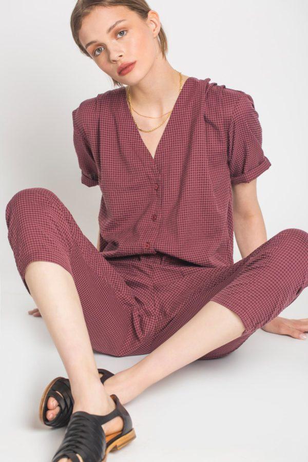 Lito Οversized Jumpsuit