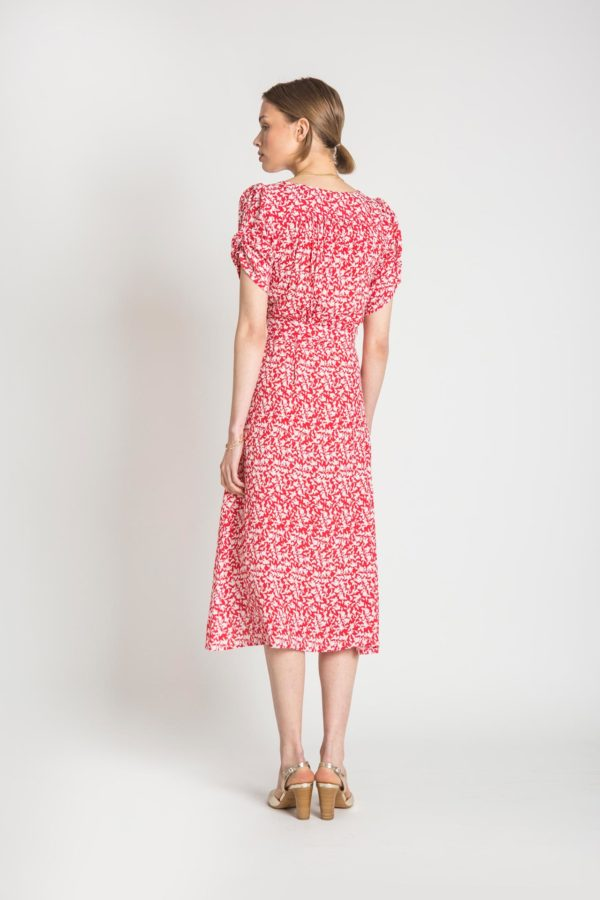 Ira floral dress