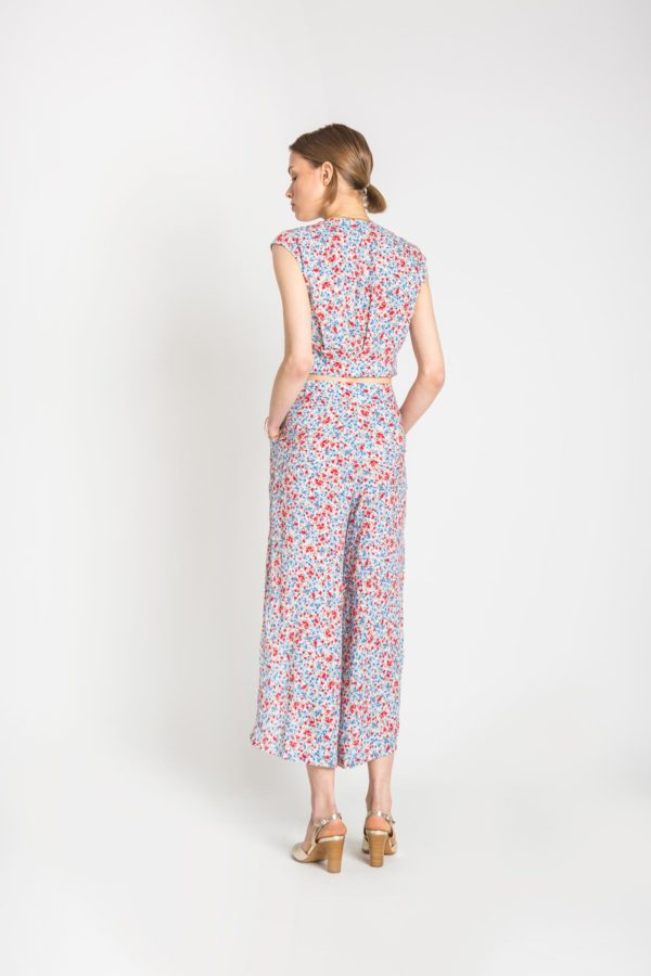 Fay floral pants