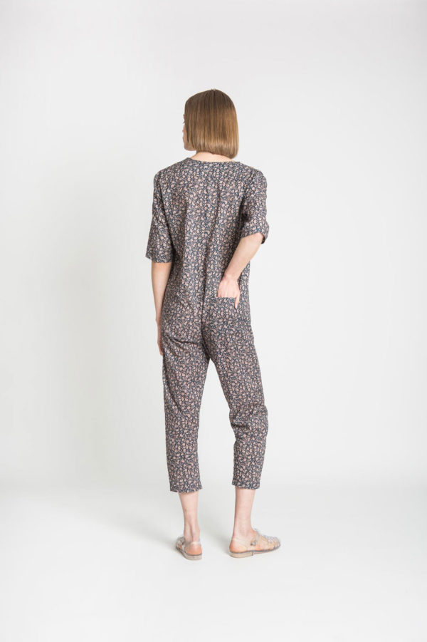 Aphaia Oversized Jumpsuit