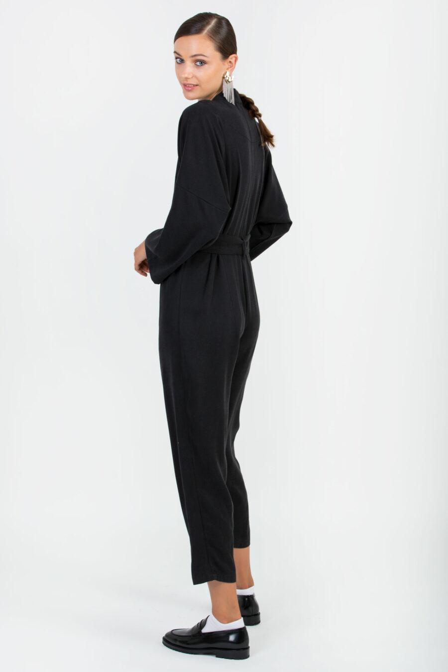 Coco Black Jumpsuit