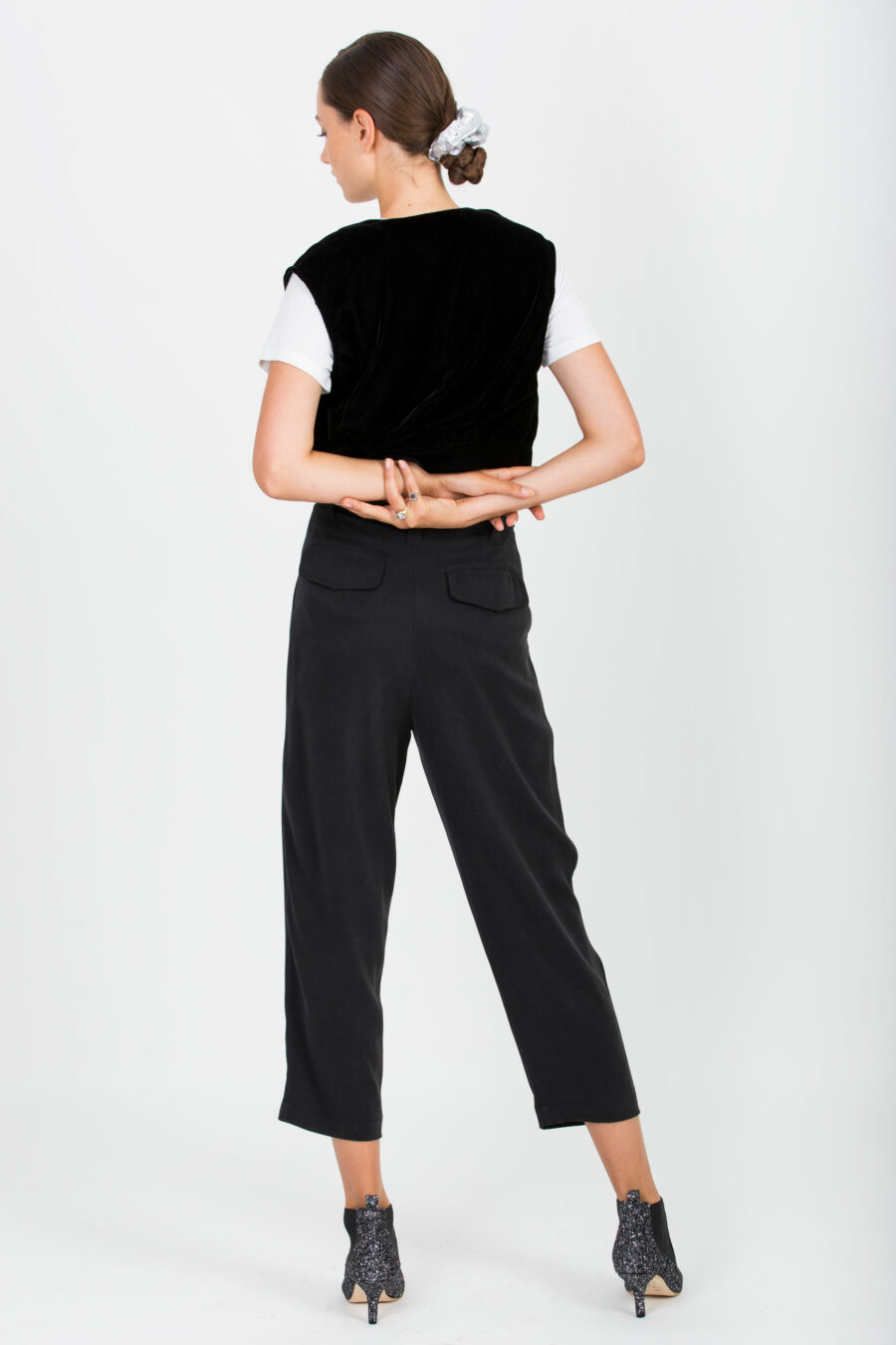 Margot Black Trousers